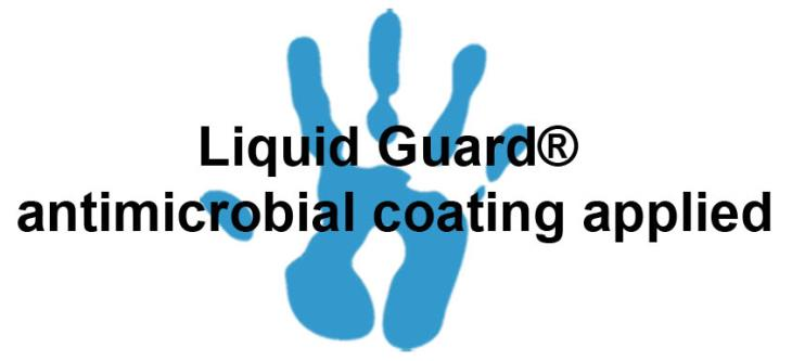 Liquid Guard® Antimicrobial Coating | relcross door controls®
