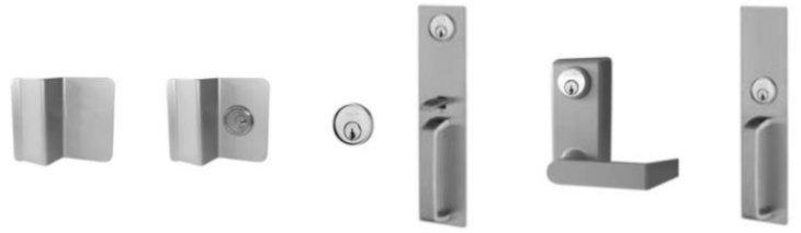 Von Duprin | 22 Series Stanard Trim | relcross door controls®