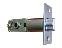 K500.60/70.SC Tubular Deadlocking Latch Only - 60mm/70mm Backset